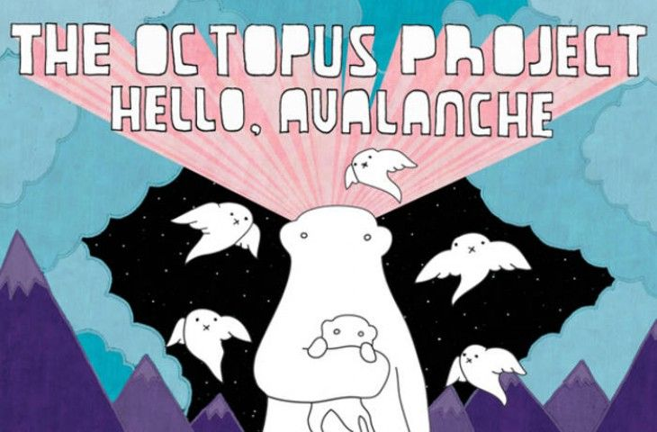 Hello, Avalanche, nuevo disco de The Octopus Project