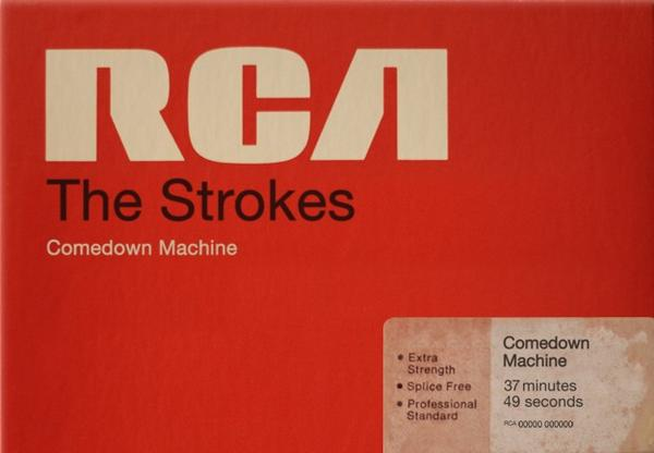 The Strokes countdown machine