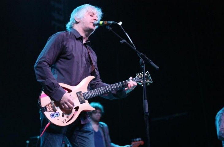 Lee Ranaldo por Vicent Comes