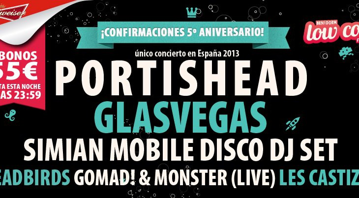 Low Cost Festival Portishead