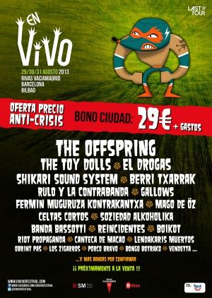 CARTEL en vivo 2013