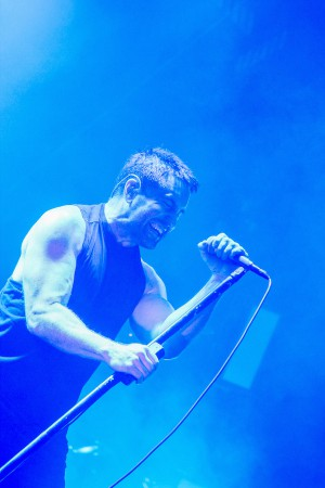 Nine Inch Nails por Dani Canto