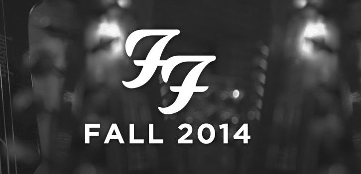 Foo Fighters nuevo disco 2014
