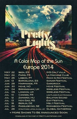 Pretty Lights / Global Publicity