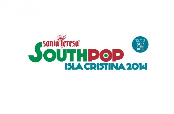 logo South Pop Isla Cristina 2014
