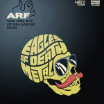 cartel Eagles of Death Metal al Azkena Rock 2015