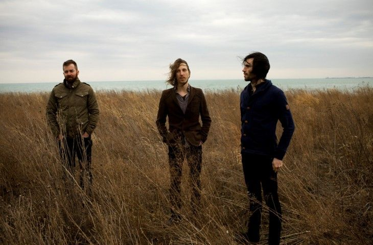Russian Circles Photo by Chris Strong