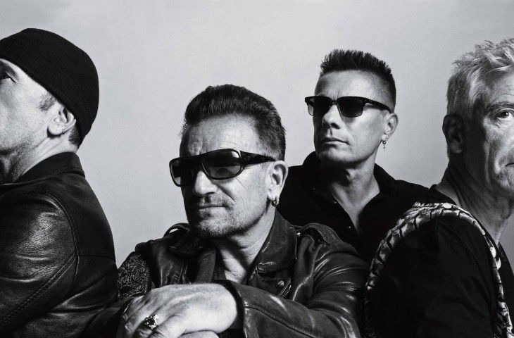 u2 by Sebastian Kim for TIME