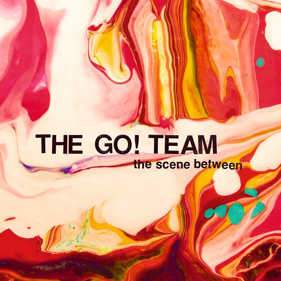 The go! team - the scene between