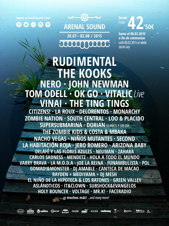 arenal sound cartel