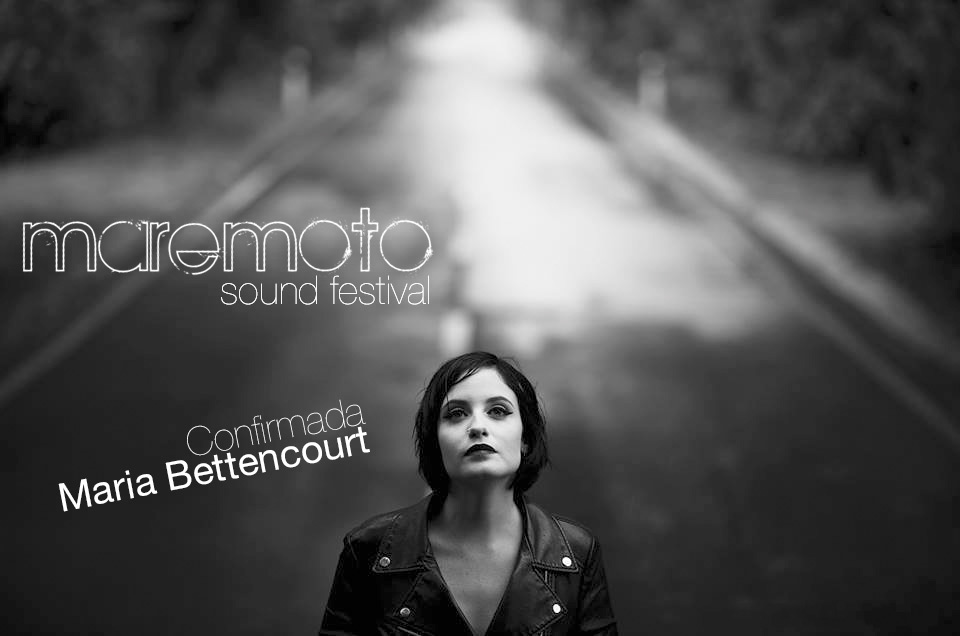 Maria Bettencourt al Maremoto Sound