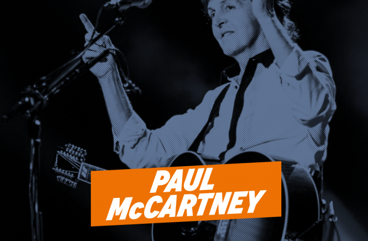 Paul McCartney a Roskilde 2015