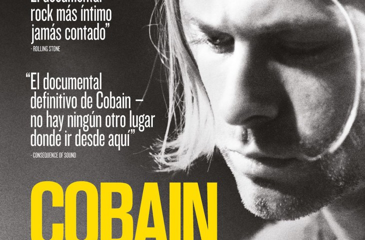 Poster Cobain montage of heck