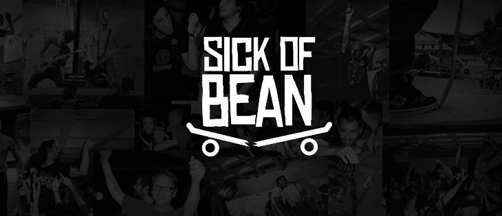 logo Sick of Bean