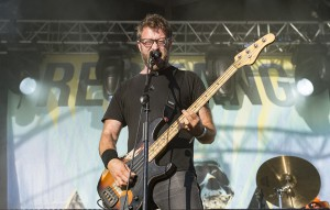 Red Fang @ Azkena Rock por MusicSnapper