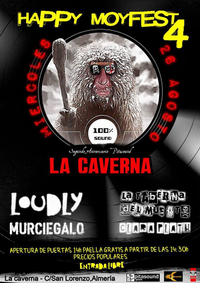 Cartel Happy MoyFest IV