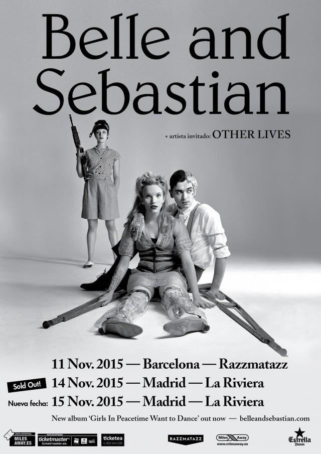cartel belle and sebastian