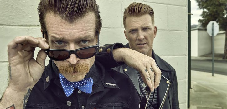 Eagles of Death Metal by Chapman Baehler