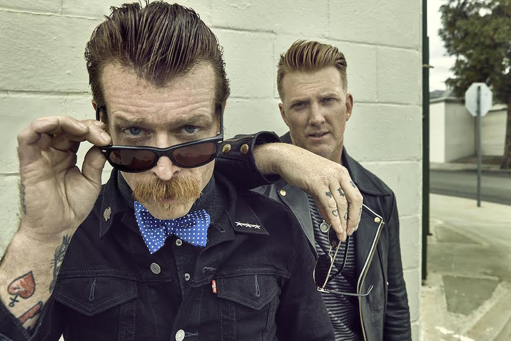 Eagles of Death Metal cancelan su gira