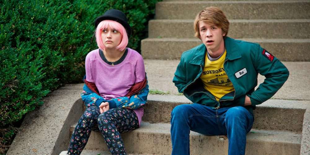 peli Me and Earl and the Dying girl