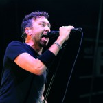Rise Against @ Barclaycard Center por Alfredo Rodriguez - MUSICAZUL