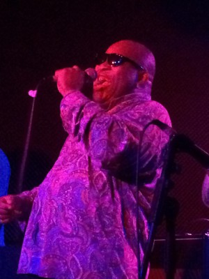 Barrence Whitfield and the Savages/Stereo Alicante