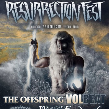 primeros confirmados Resurrection Fest 2016