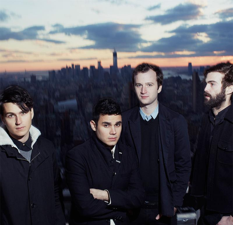 Rostam Batmanglij deja Vampire Weekend