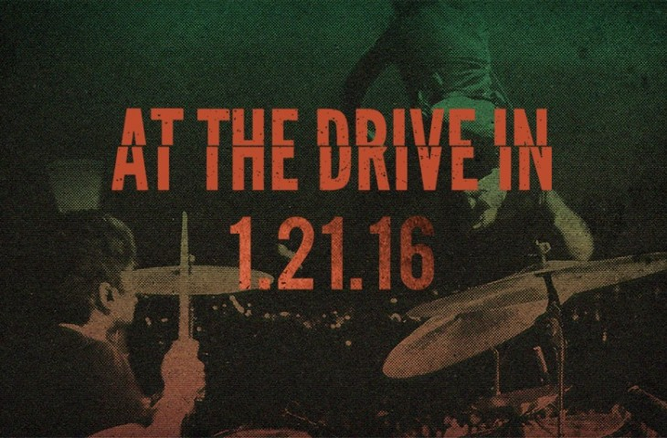 at the drive-in 21 enero 2016