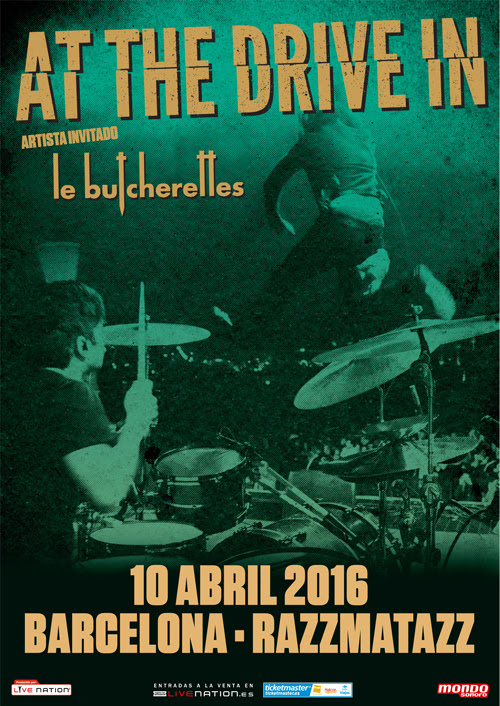 cartel at the drive-in barcelona