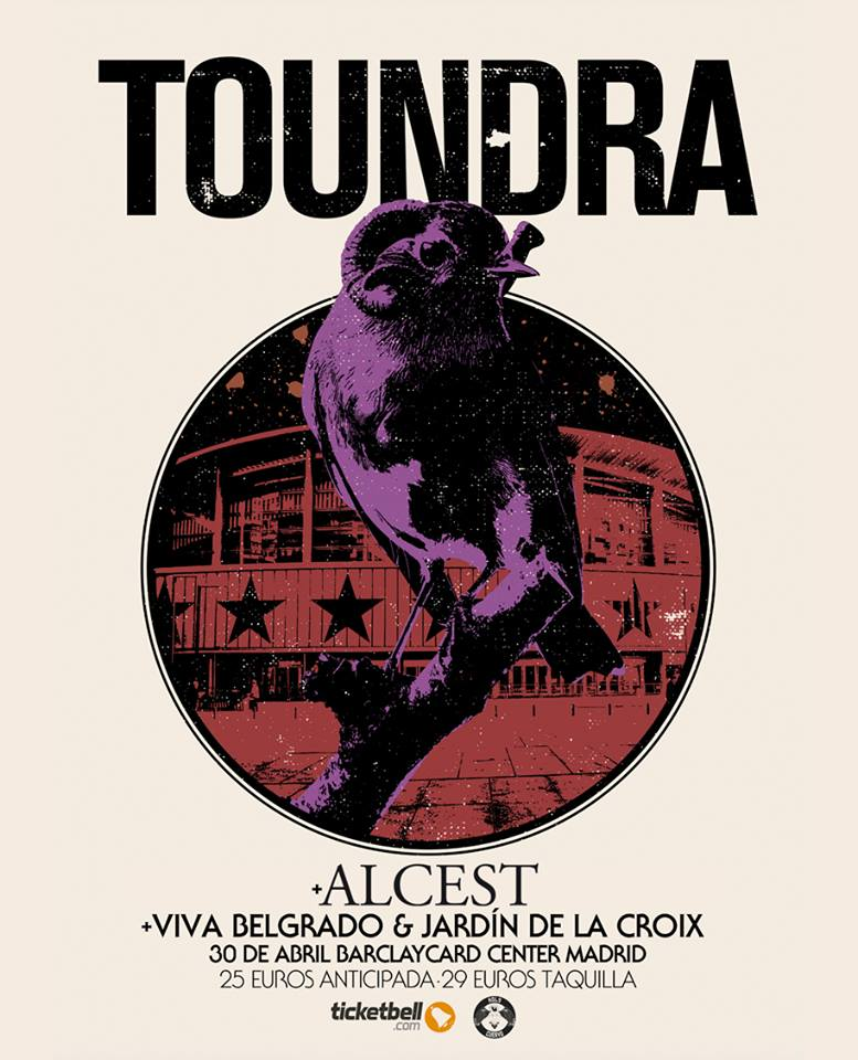 cartel toundra barclaycard center