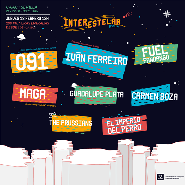 festival Interestelar Sevilla