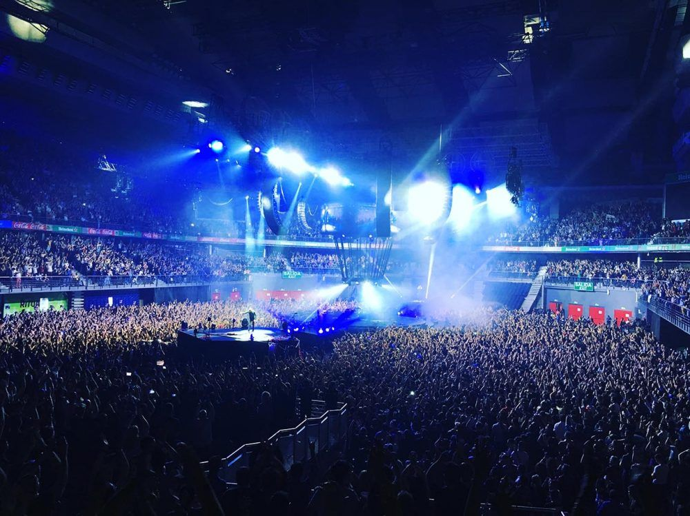 Muse en el Barclaycard Center