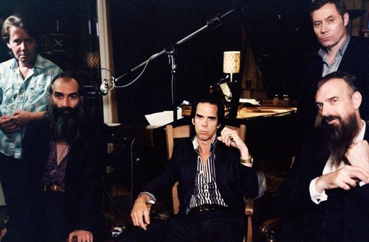 Nick Cave and The Bad Seeds anuncian película y disco