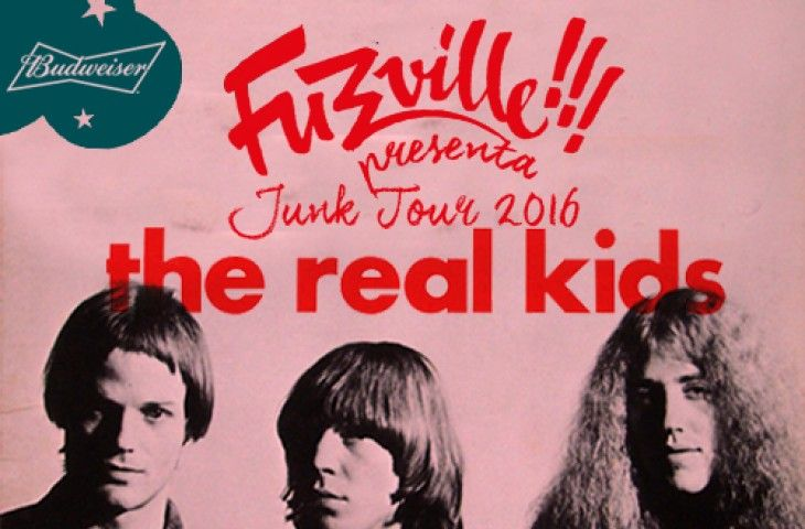 The Real Kids Fuzzville!!!