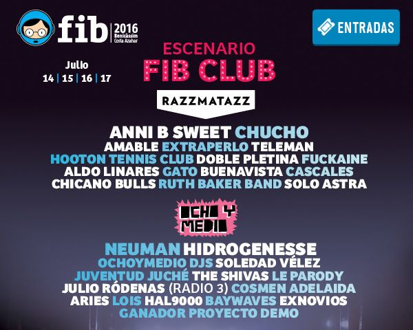 cartel fib club 2016