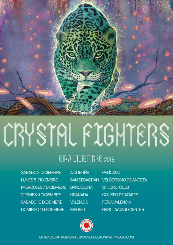 Gira de crystal Fighters