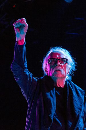 John Carpenter por Xarlene