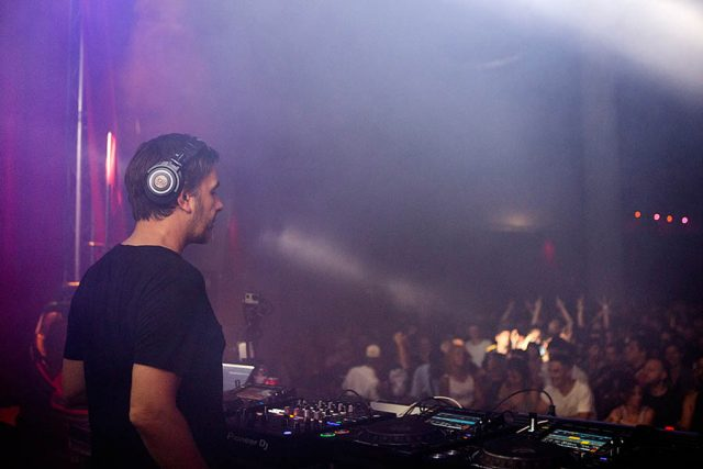 Laurent Garnier por Leafhopper