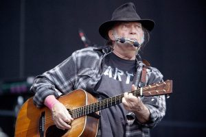 Neil Young @ Mad Cool Festival