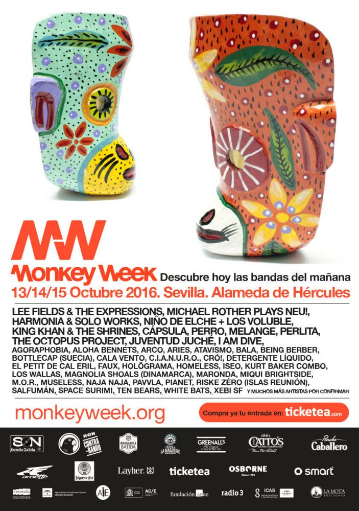Monkey Week suma showcases