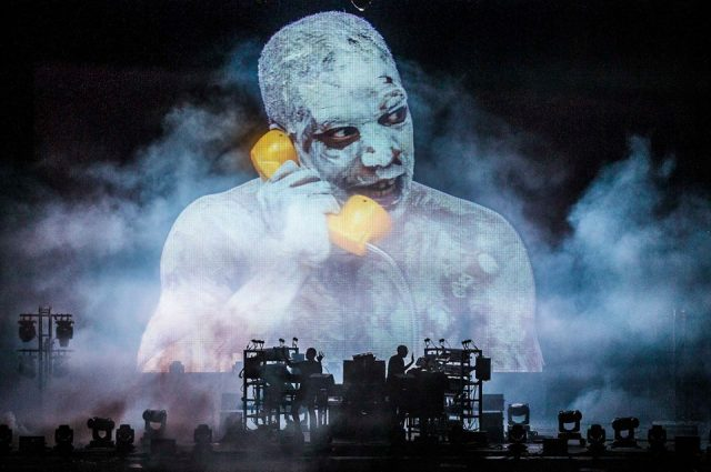 The Chemical Brothers en España