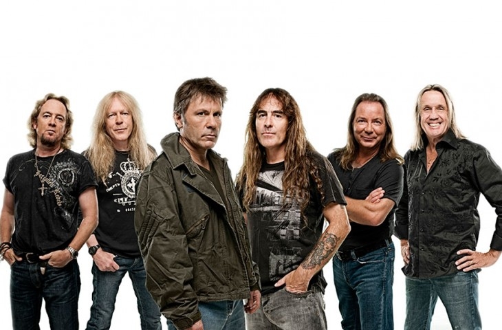 Iron Maiden en Rock Fest 2016
