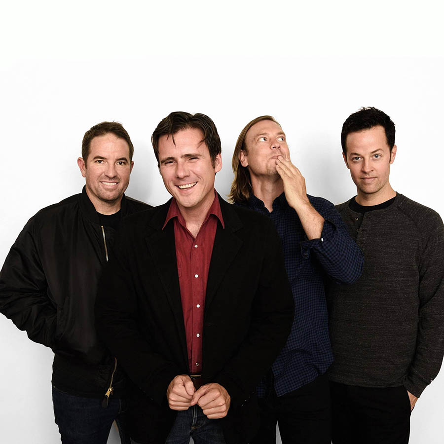 "Jimmy Eat World tienen nuevo single: ""Get Right"""