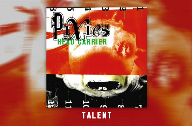 Talent nuevo single de Pixies