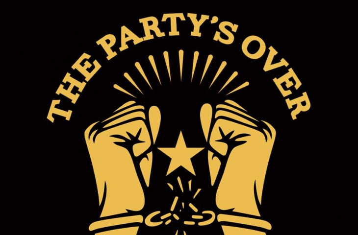 Prophets of Rage anuncian EP The Party's Over