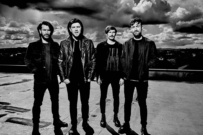 Twin Atlantic de gira por España