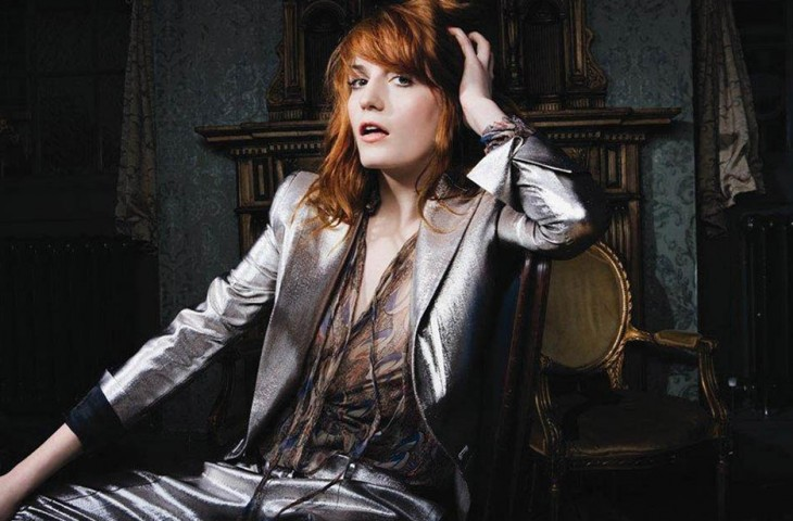 Florence and The Machine se alían con Tim Burton