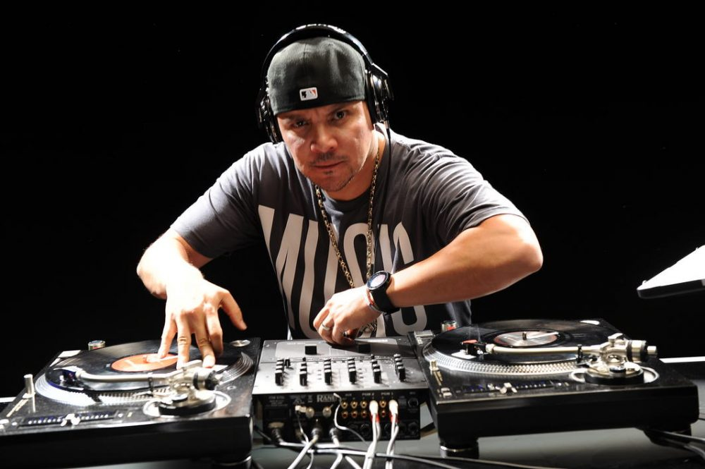 Mix Master Mike actuará en Barcelona