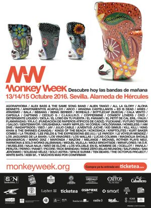 showcases para el Monkey Week 2016